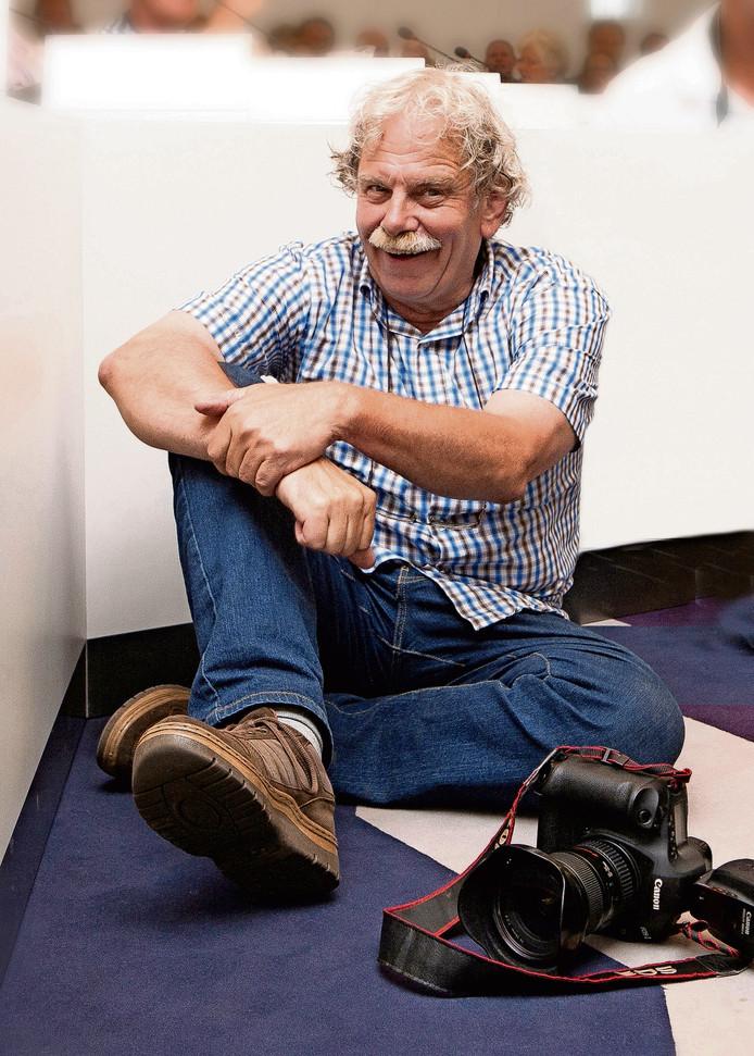 Fotograaf Jan Houwers overleden