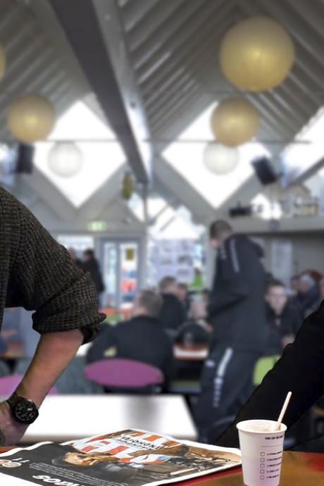 Clubwatchers | Verhulst held van veerkrachtig en ongeslagen GAE; PEC heeft in Tilburg defensieve lek gedicht