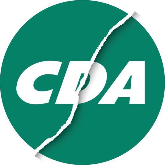 Verdeeldheid binnen de verschillende CDA-afdelingen.