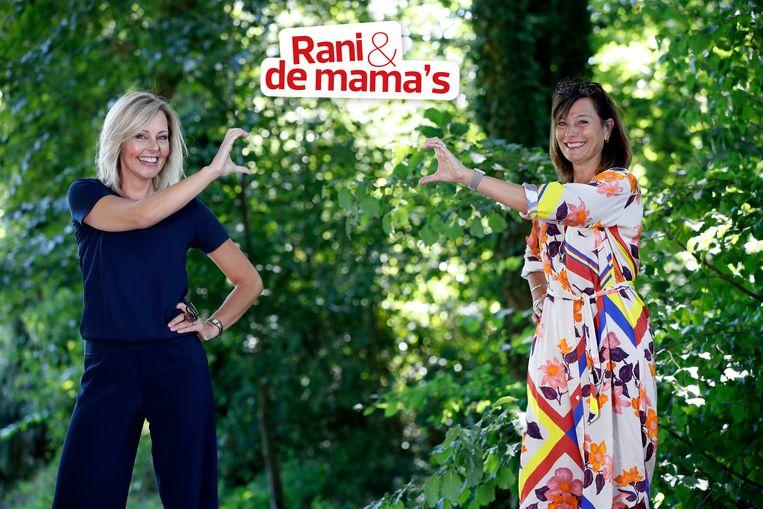 In de Dag Allemaal-zomerreeks 'Rani en de mama's' had Rani De Coninck een uitgebreid gesprek met VTM-nieuwsanker Birgit Van Mol.