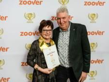 Zoover Award voor De Wilde Roos uit Ommen