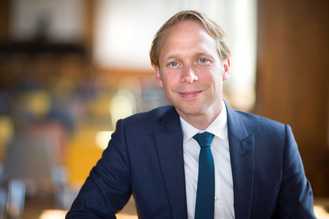 Burgemeester Gerdo van Grootheest van Culemborg