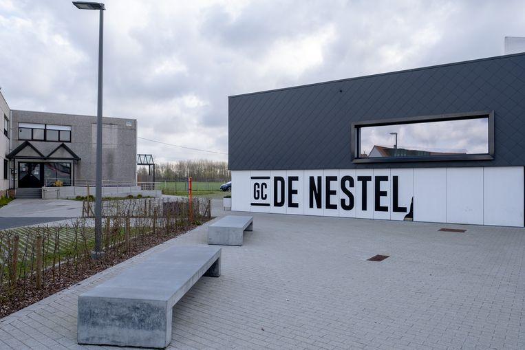 PUURS-SINT-AMANDS Op het terrein achter GC De Nestel worden jeugdlokalen gebouwd