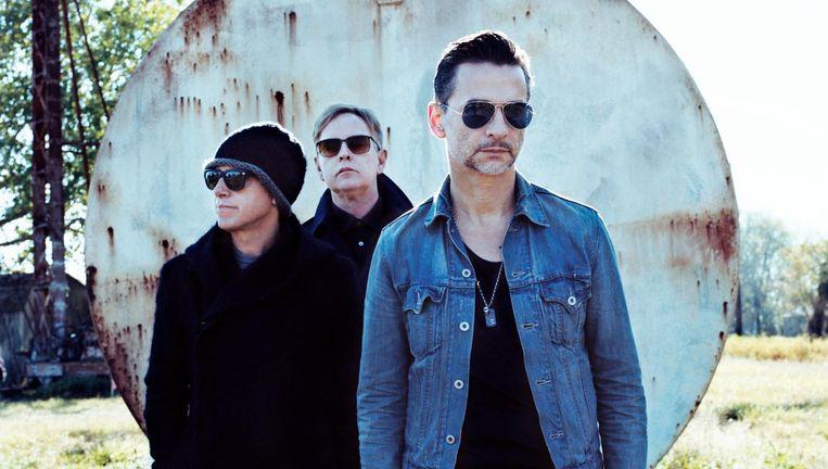 Depeche Mode Beeld