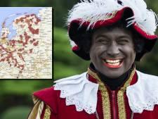 Piet blijft in veel gemeenten zwart of bruin bij intocht