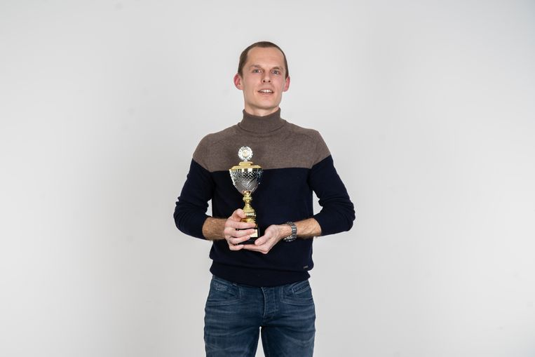 'Kampioen der kampioenen' Sven Naets