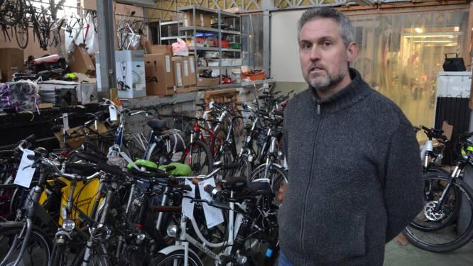 Fietsenmaker betrapt jongeman met gestolen fiets op woensdagmarkt