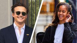 Harvard-student en kapitein van het rugbyteam: alles wat je moet weten over het lief van Malia Obama