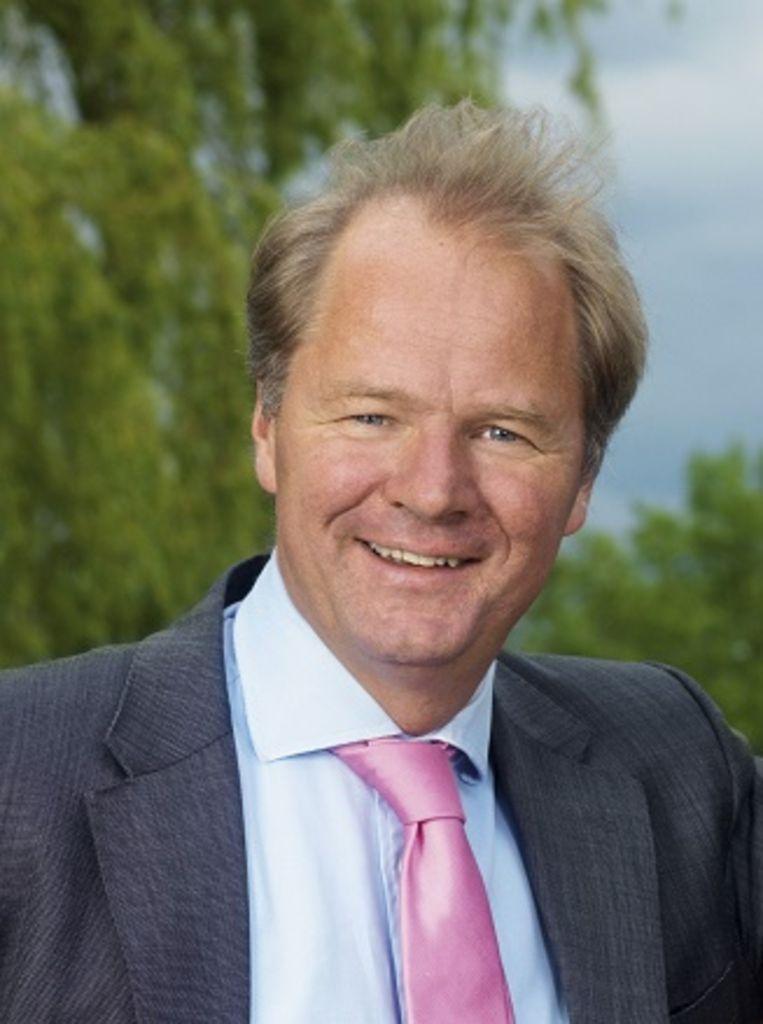 Janus Smalbraak. Beeld Serge Ligtenberg