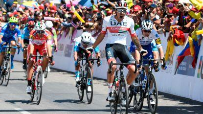 KOERS KORT. Molano sprint naar de zege Ronde van Colombia - Boels-Dolmans vindt nieuwe sponsor - Amador officieel naar INEOS