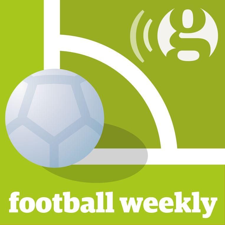 The Guardian Football Weekly Beeld