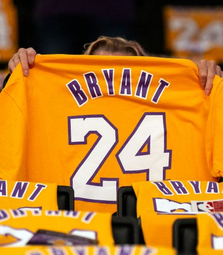 Eerbetoon in Californië: 24 augustus is vanaf nu 'Kobe Bryant Day'