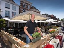Laat maar komen die gasten, Vismarkt klaar voor heropening terrassen