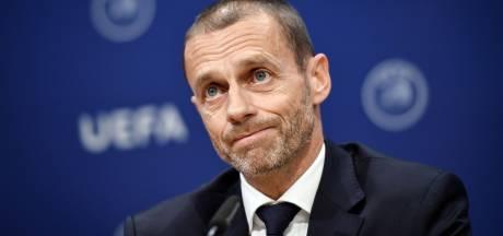 """Le président de l'UEFA """"déçu"""" par une Europe """"divisée"""" et """"faible"""": """"Il n'y a pas de solidarité"""""""
