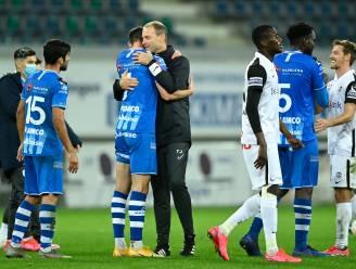 Jess Thorup duwt ex-club nog dieper in de put: AA Gent verliest in eigen huis van Racing Genk met 1-2
