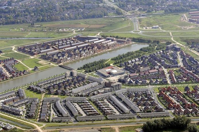 De wijk Schuytgraaf in Arnhem.