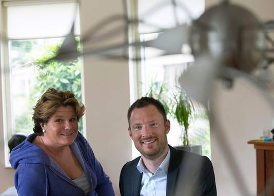 Otwin en Karin van Dijk.