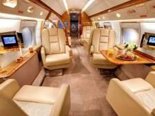 Pour voyager en sécurité, les coéquipiers de Messi profitent de son jet privé