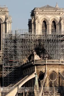 Ervaren steenhouwer uit Winterswijk: 'Notre-Dame binnen vijf jaar restaureren gaat niet lukken'