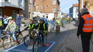Eerste fietsstraat feestelijk 'ingefietst'