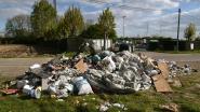 Sluikstort ontdekt voor ingang containerpark