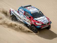 Van Loon zesde in Qatar Cross Country Rally