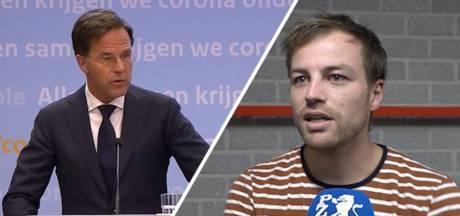 Aanvoerder Ruben Hollemans (Goes): 'Ik denk dat we over vier weken helemaal stil liggen'
