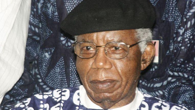 Chinua Achebe. Beeld afp