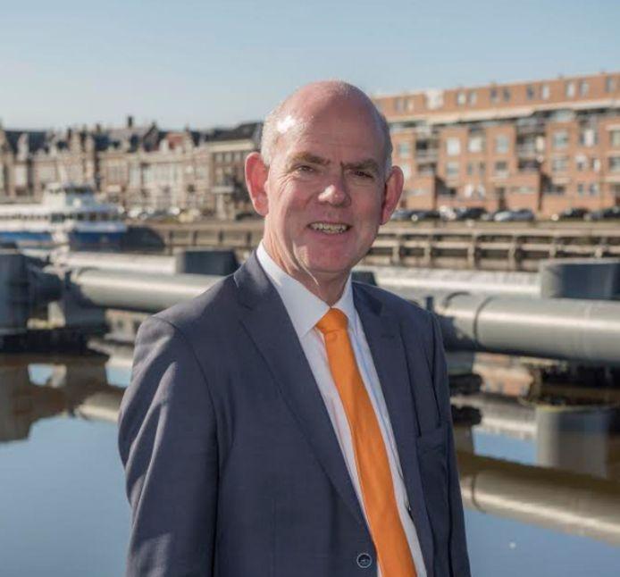 Gert van Kralingen, bestuurder waterschap Scheldestromen.