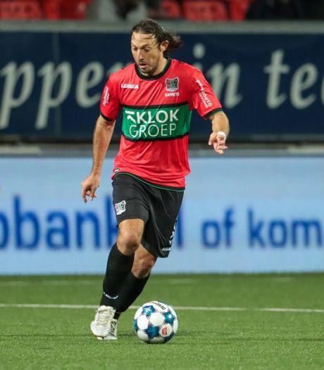 NEC zonder Barreto tegen FC Volendam