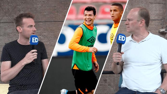 Clubwatchers Chris Ottens en Rik Elfrink bespreken de zaken rondom PSV.