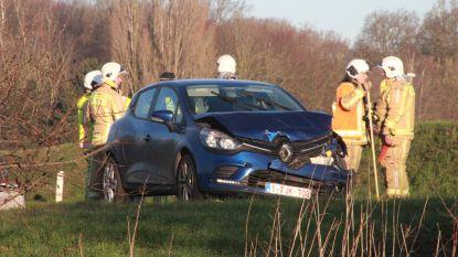 Kop-staartbotsing met vier auto's veroorzaakt fileleed op A19
