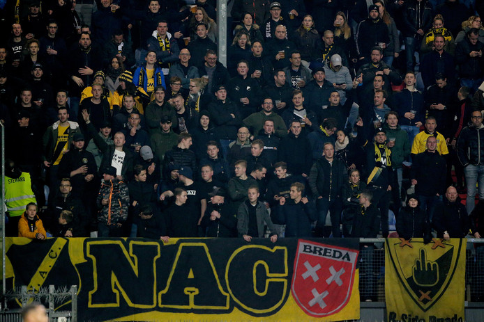 NAC supporters Foto BSR/Agency