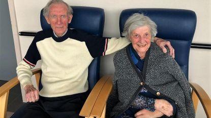 Covid-19 trekt Claude (86) en Anny (85) na 61 jaar uit elkaar: een maand later zijn ze wonderwel genezen en weer samen