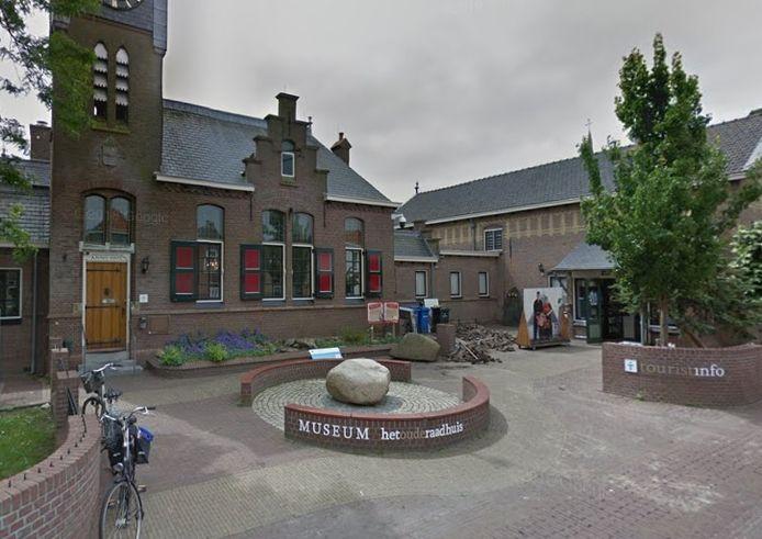 Museum Het Oude Raadhuis op Urk is een aantal maanden gesloten.