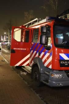 Brandweer forceert deur om brandje in Delft te blussen