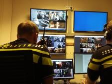 Camera's op Markt in Steenbergen blijven