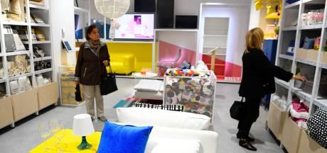 Bij Ikea in Dubai kun je je Pax-kast afrekenen met je reistijd