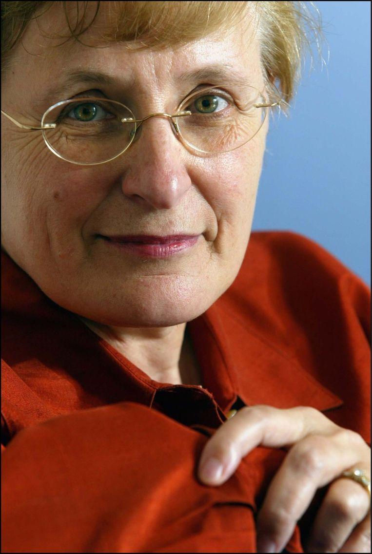 Magda Aelvoet in 2002.