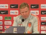 Koeman over wedstrijd Duitsland: Niet veel wijzigen