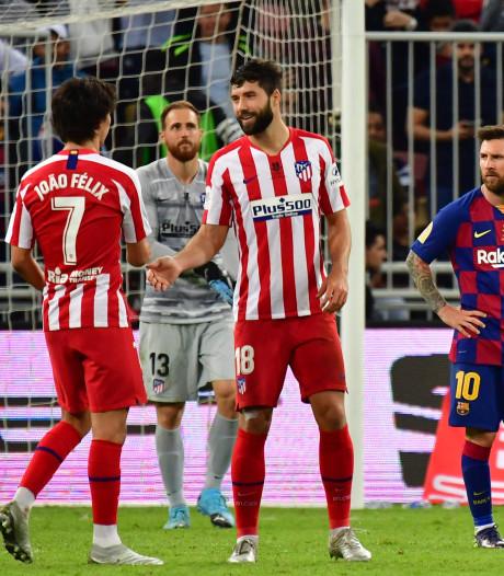 LIVE   World Cup turnen opnieuw afgelast, spelers Atlético leveren 70% salaris in