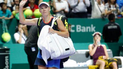 """Wozniacki vertelt hoe ze voor de US Open haar auto-immuunziekte ontdekte: """"In het begin was het een echte shock"""""""
