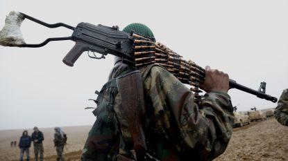 """Human Rights Watch: """"Koerden executeerden massaal IS-strijders"""""""