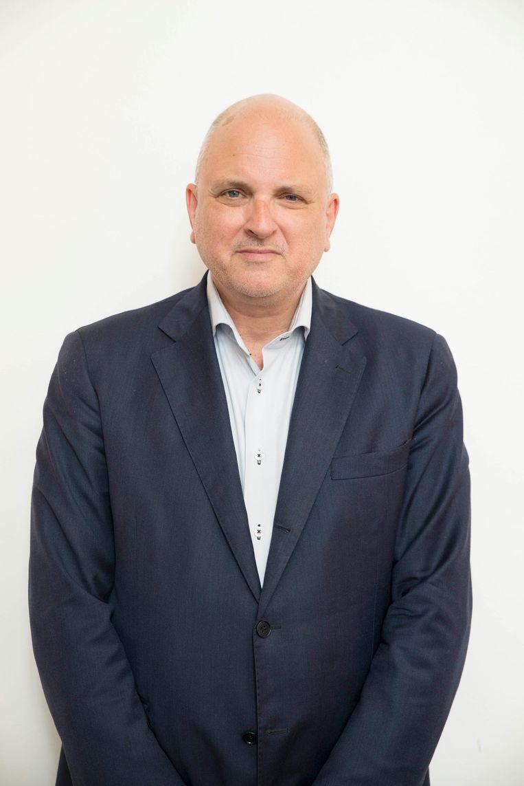 Felix Rottenberg, voorzitter van de Amsterdamse Kunstraad. Beeld Charlotte Odijk