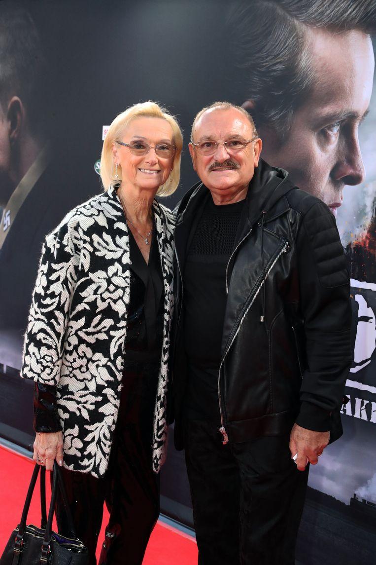 Nicole en Hugo.