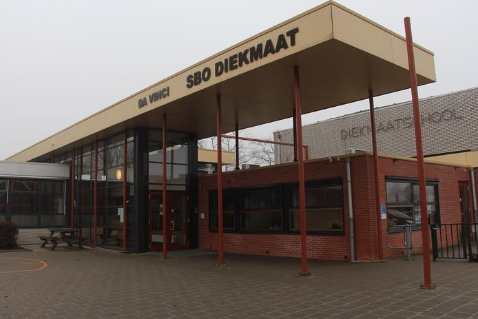 SBO Diekmaat en Da Vinci zitten sinds dit schooljaar onder één dak in Neede.