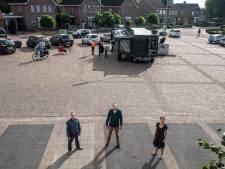 De 'Oost-Duitse' sfeer mag eraf: Ooij wil van Reiner van Ooiplein groen kloppend dorpshart maken