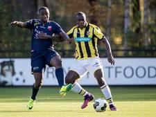 Faye maakt competitiedebuut bij Vitesse