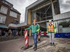 Winkelcentrum In den Vijfhoek in Oldenzaal wordt stukje bij beetje fraaier