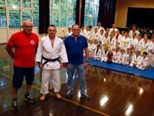 Jarige judovereniging Clinge is weer volledig opgebloeid